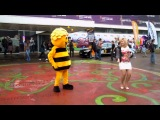 Похождения нашей пчелы на конференции РИФ+КИБ 2012!!! Она была самой лучшей!!!!